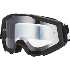 100% Strata Lunettes de protection, goliath/anti fog clear